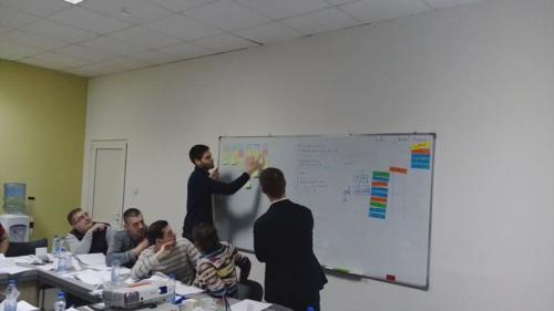 Mapiranje procesa lean edukacija
