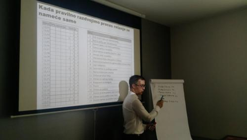 Analiza procesa value added