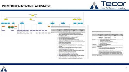 Organizaciona struktura lean