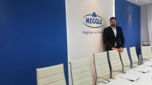 Planiranje proizvodnje obuka Meggle